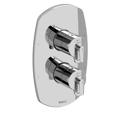 Venty VY88C 4-Way No Share Thermostatic/Pressure Balance Coaxial Complete Valve  in