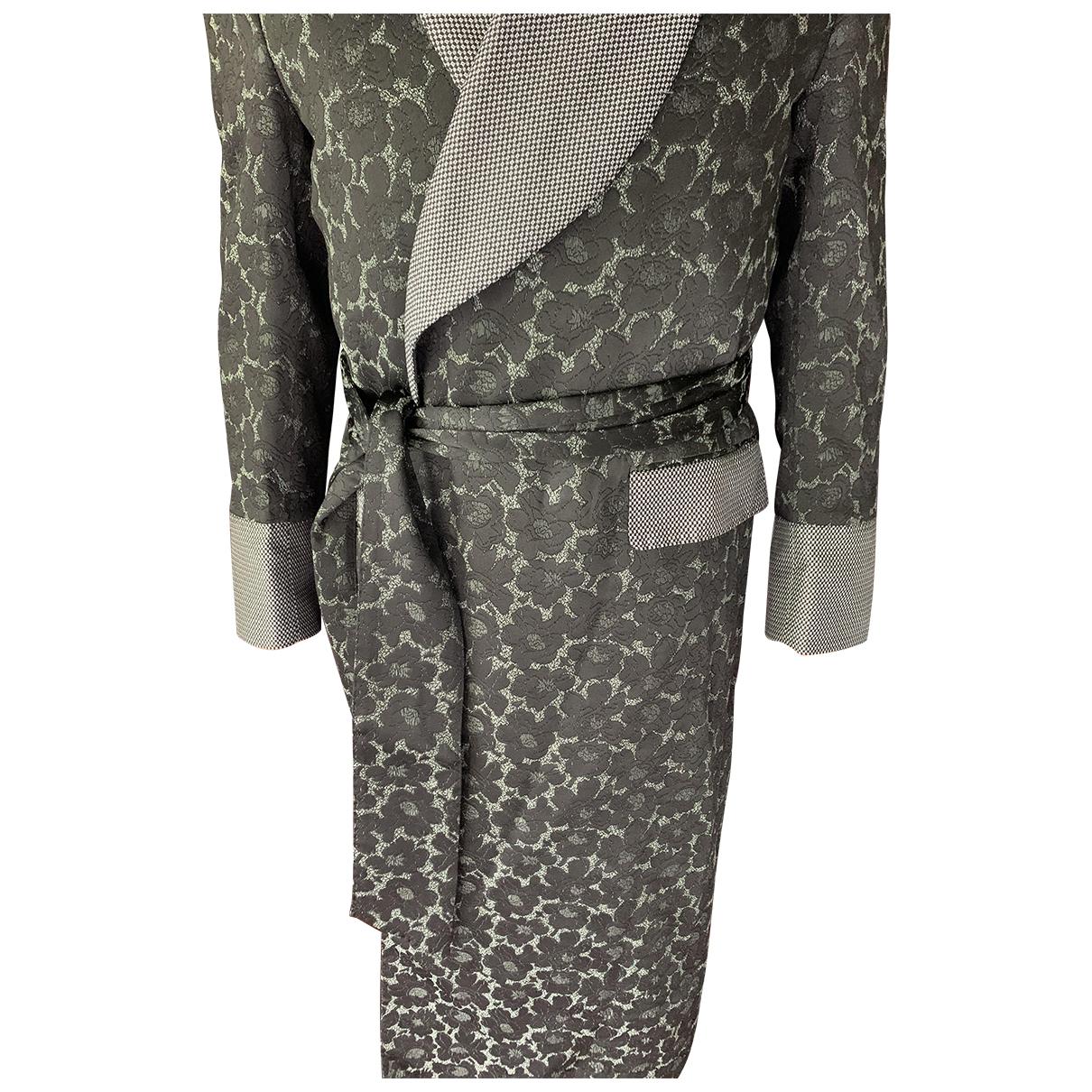 Dolce & Gabbana - Manteau   pour homme - argente