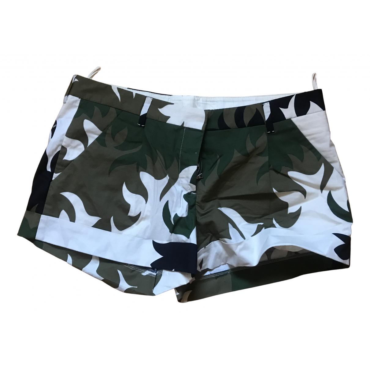 Prada \N Shorts in  Bunt Baumwolle