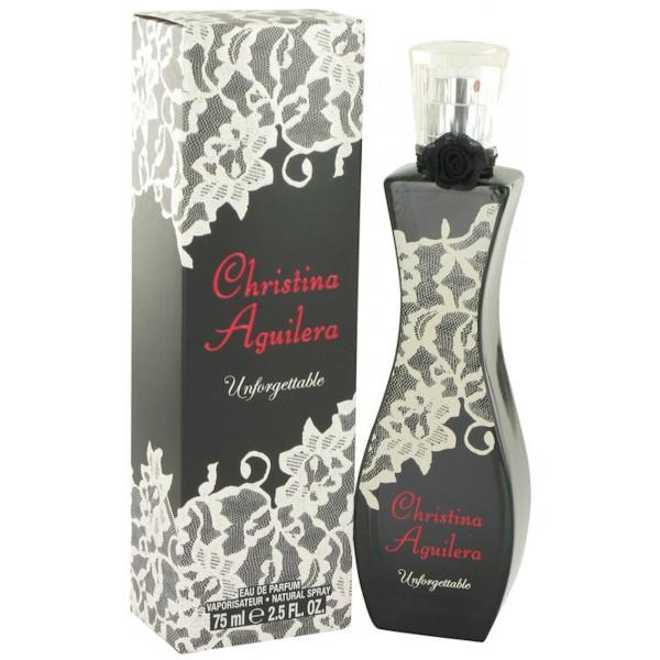 Christina Aguilera Unforgettable - Christina Aguilera Eau de parfum 75 ML