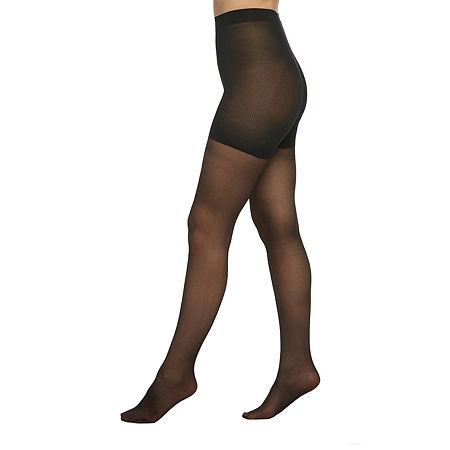 Berkshire Hosiery Pantyhose, Large , Black