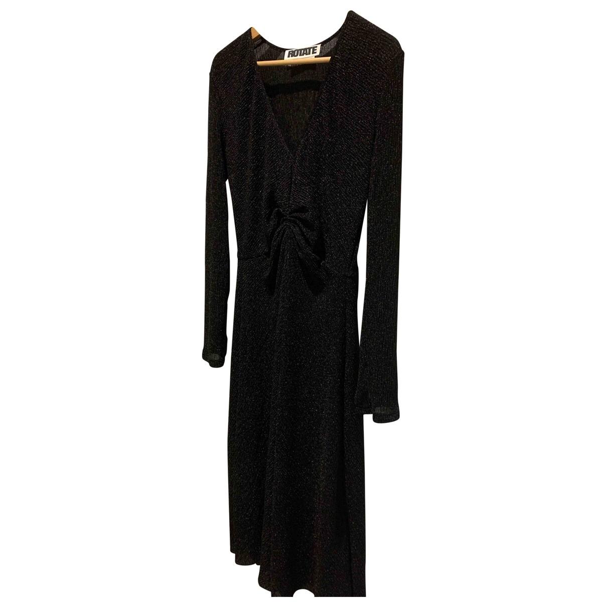 Rotate \N Kleid in  Schwarz Polyester