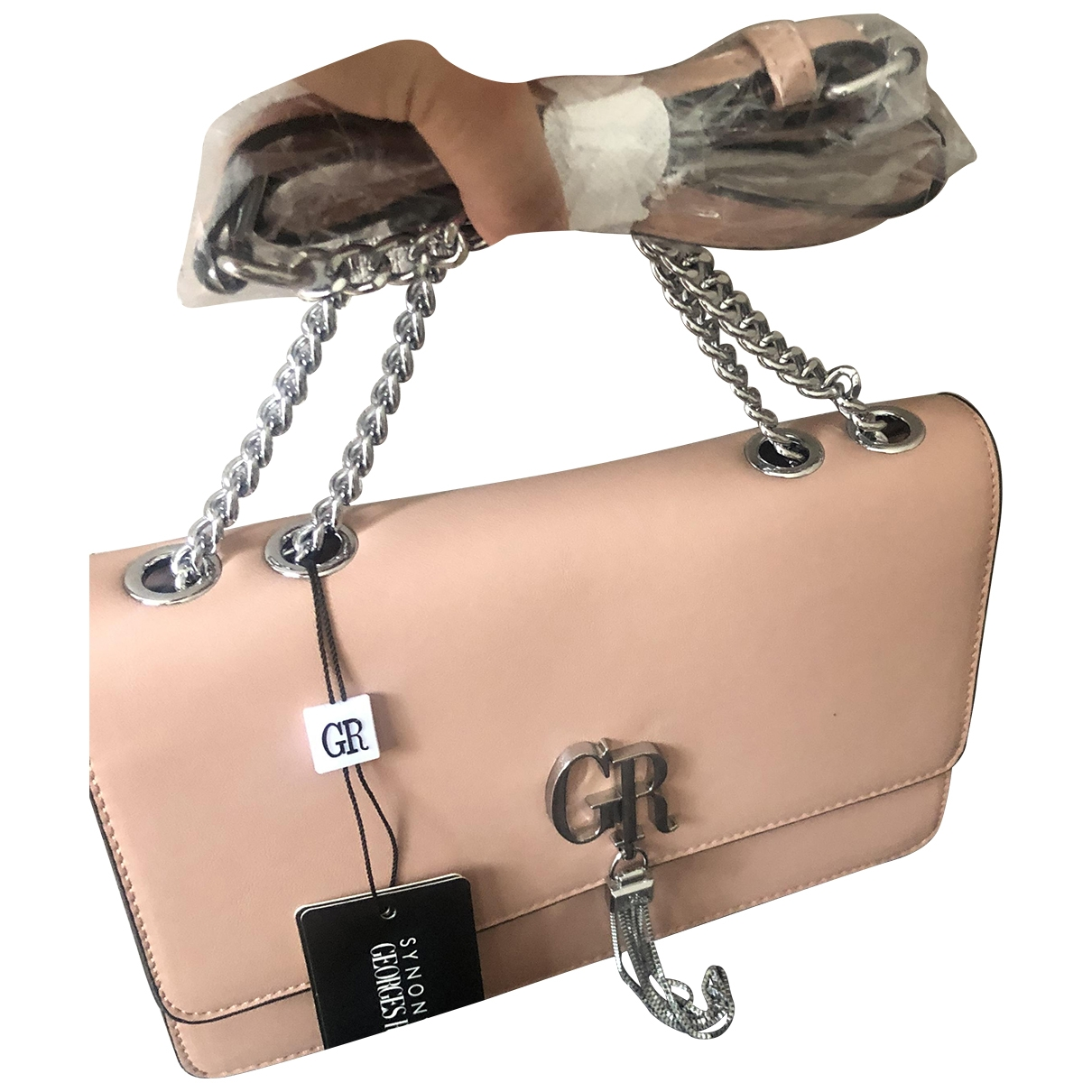 Georges Rech \N Pink handbag for Women \N