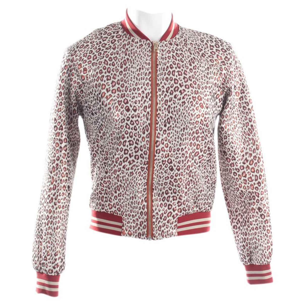 Autre Marque \N Jacke in  Bunt Polyester