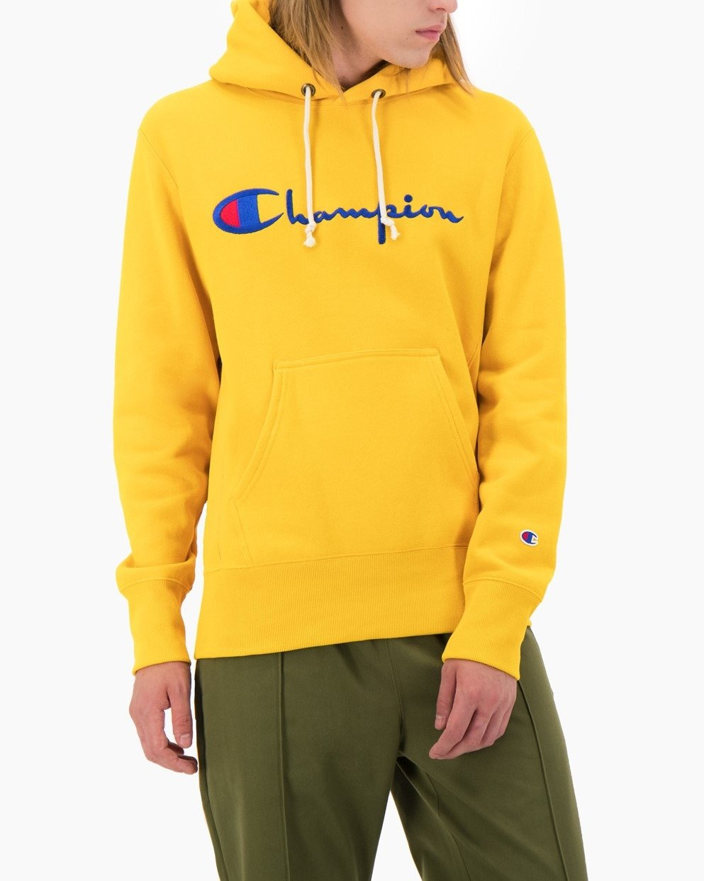 Champion Hooded 212574 YS001