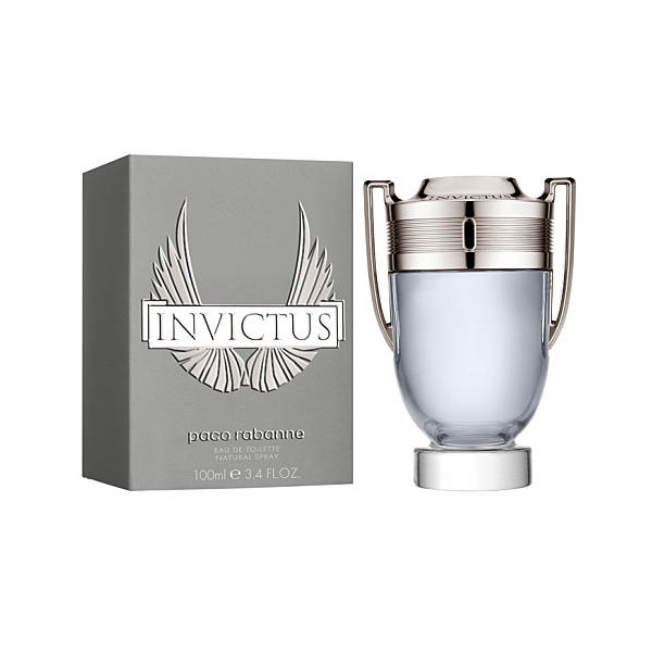 Invictus - Paco Rabanne Eau de toilette en espray 100 ML