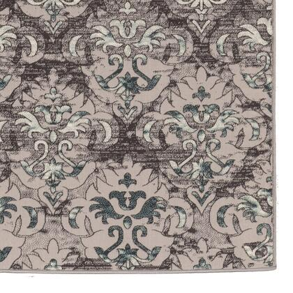 RUGVT0781 8 x 10 Rectangle Area Rug in