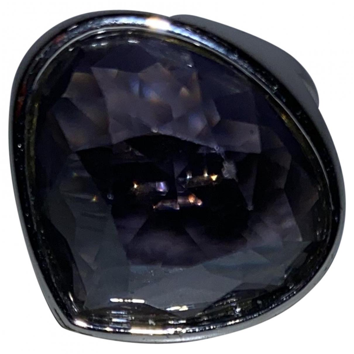 Swarovski - Bague   pour femme en metal - violet