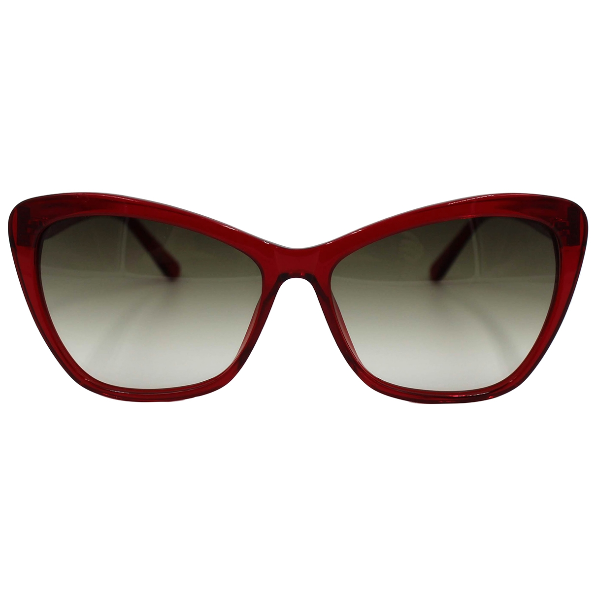 Romeo Gigli - Lunettes   pour femme - rouge