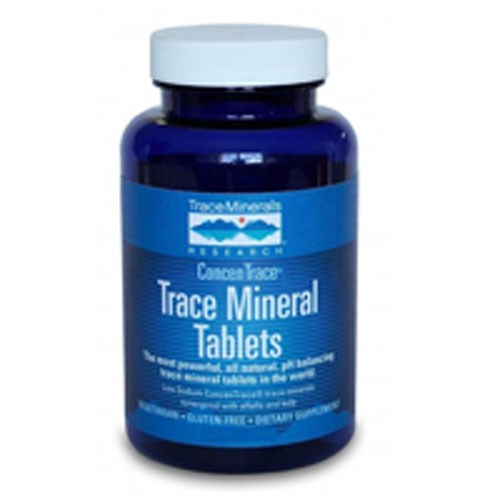Trace Mineral Tablets 90 Tabs by Trace Minerals