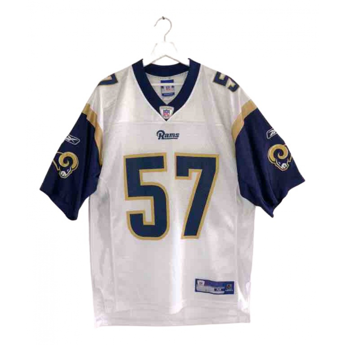 Nfl Team Apparel \N T-Shirts in  Weiss Polyester