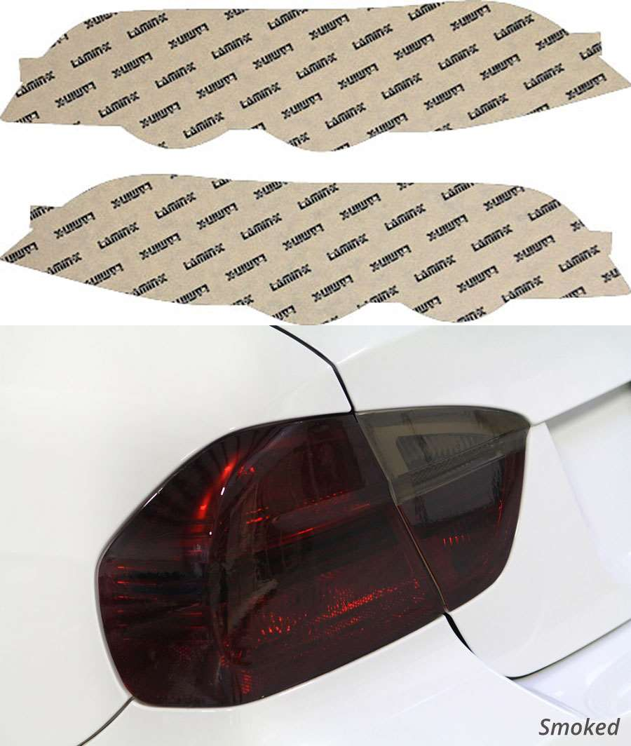 Acura RSX 02-04 Smoked Tail Light Covers Lamin-X AC201S