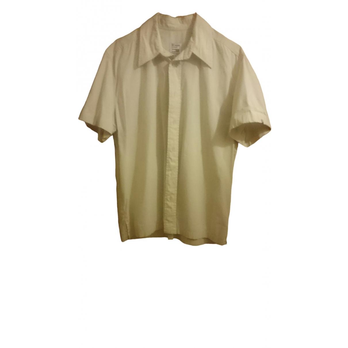 Tommy Hilfiger - Chemises   pour homme en coton - beige