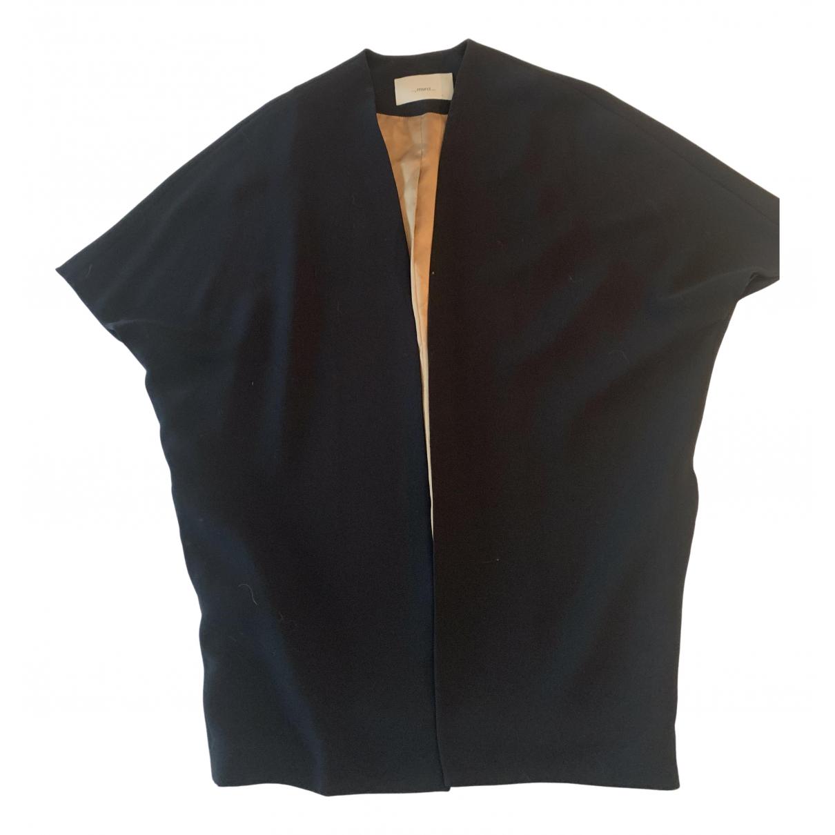 Merci N Black coat for Women 40 IT