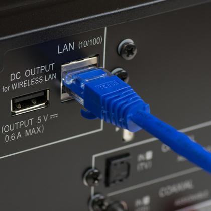 6pi c�ble r�seau Ethernet Cat6 550MHz UTP 24AWG RJ45, bleu - PrimeCables� - 10/paquet