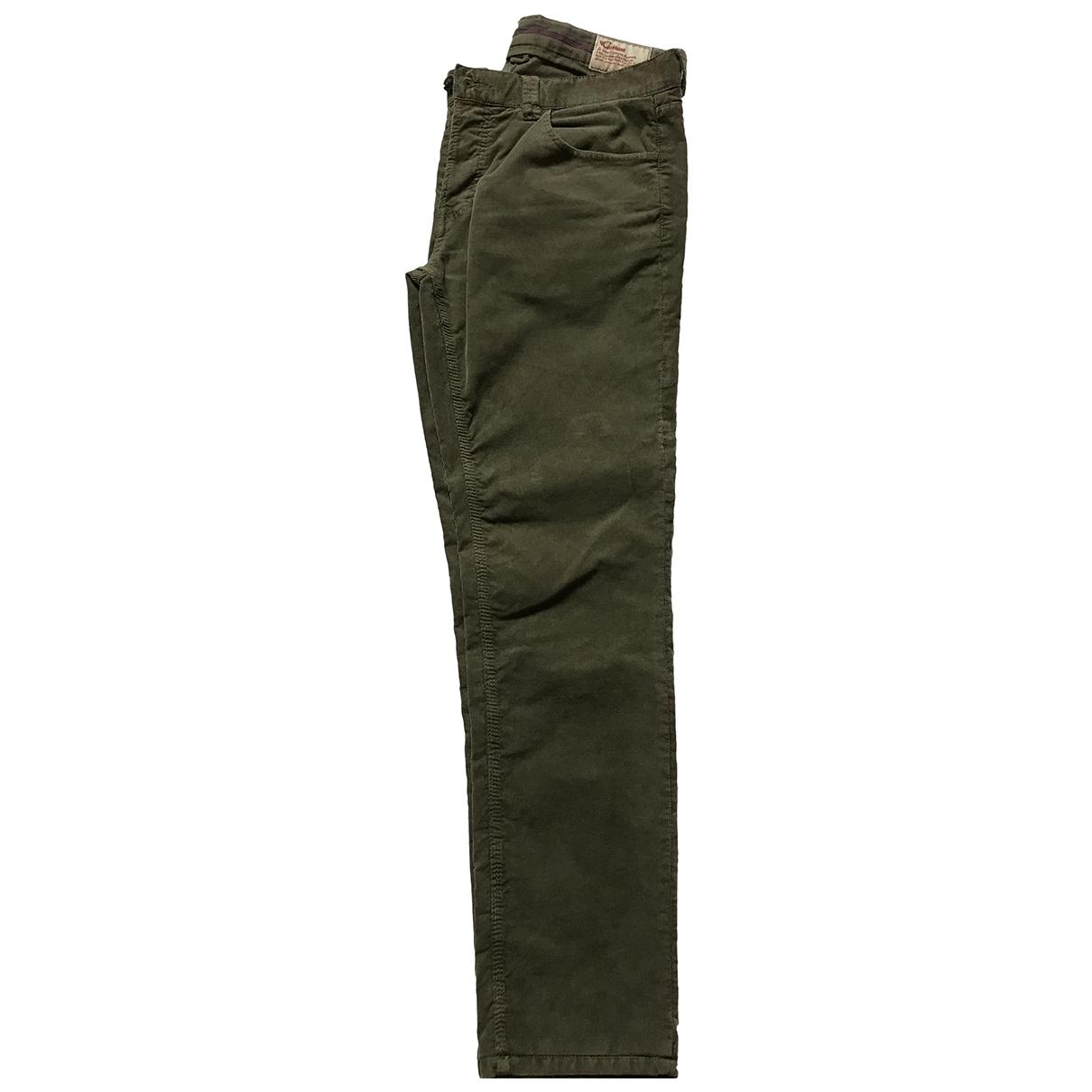 Pantalon de Terciopelo Non Signe / Unsigned
