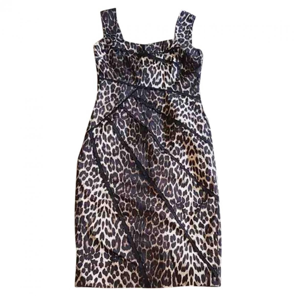 Miss Selfridge \N Kleid in  Bunt Baumwolle