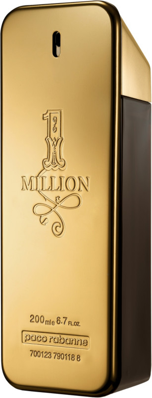 1 MILLION Eau de Toilette - 6.8oz