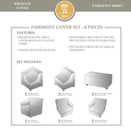 FAIRMONT-08dWC Protective Cover
