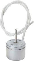 Vishay Absolute Mechanical Rotary Encoder with a 3 mm Plain Shaft (Not Indexed), Panel Mount