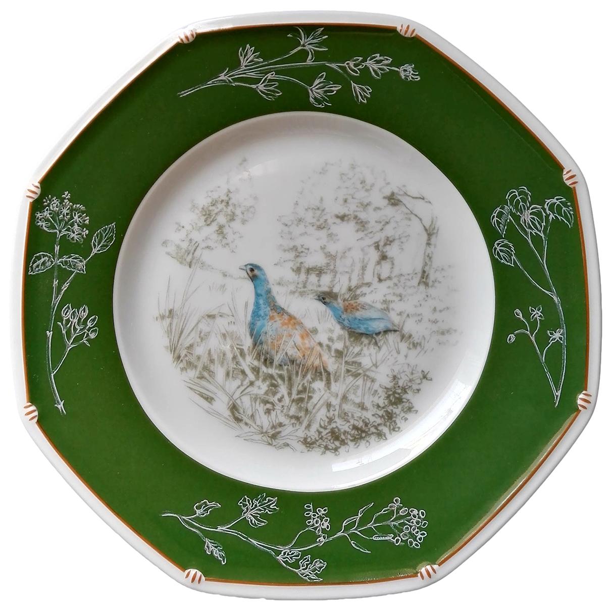 Hermes - Arts de la table   pour lifestyle en porcelaine
