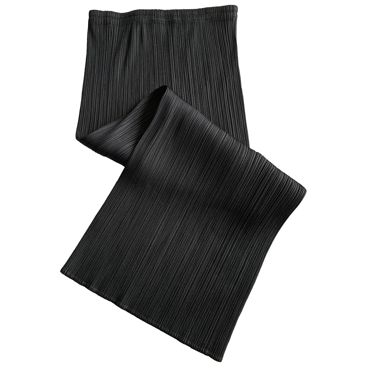Pleats Please \N Rocke in  Schwarz Polyester