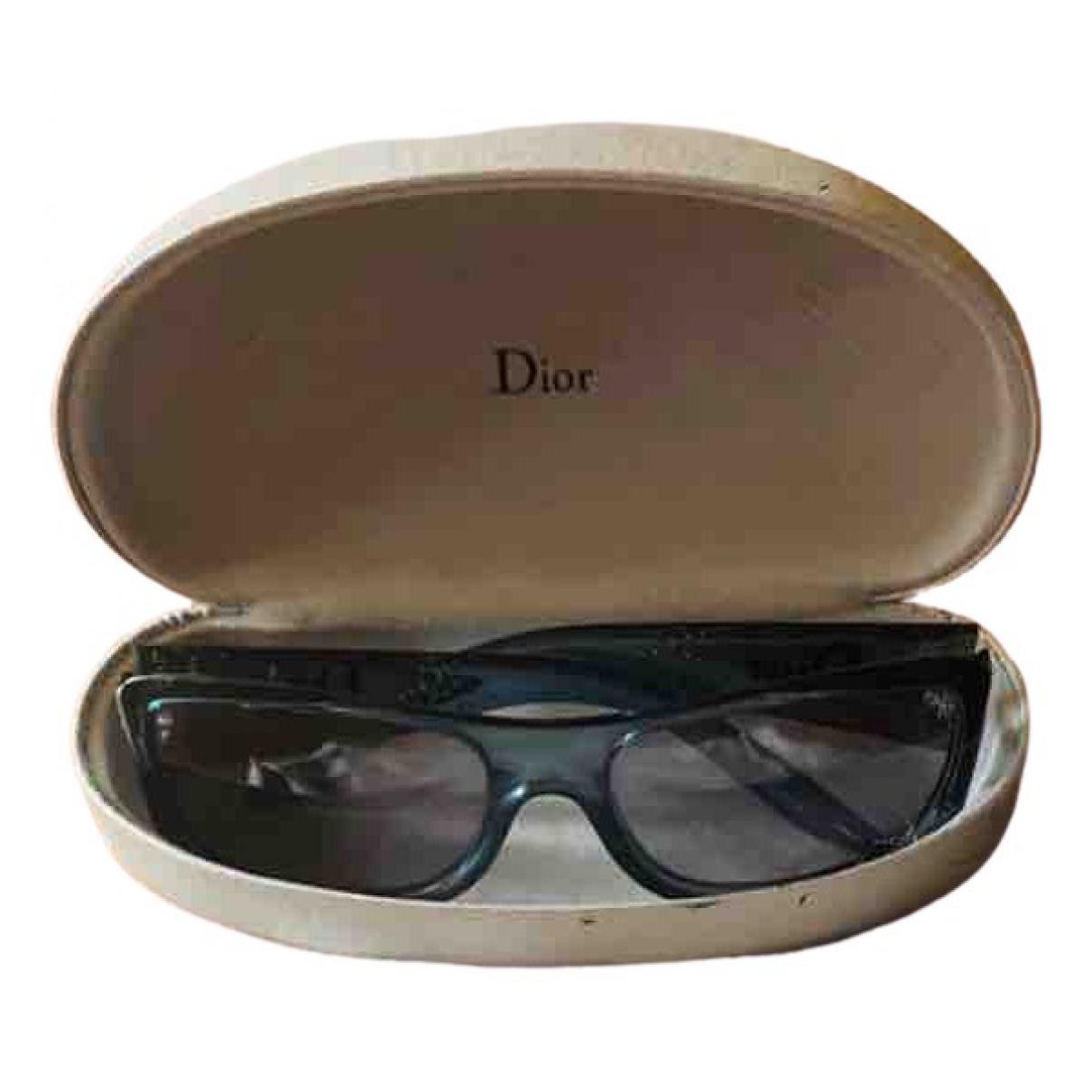 Dior \N Sonnenbrillen in  Blau Kunststoff
