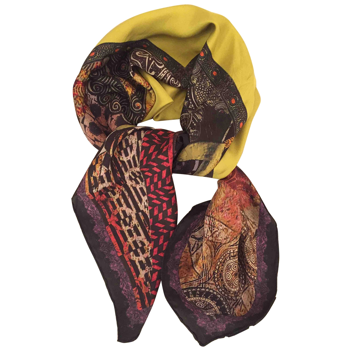 Etro \N Silk Silk handkerchief for Women \N