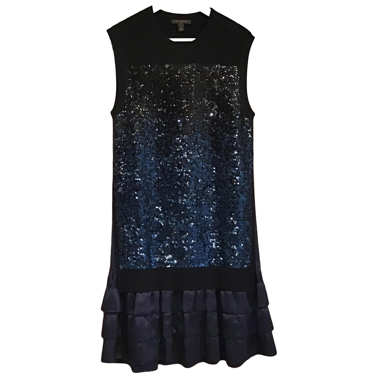 Louis Vuitton \N Blue Glitter dress for Women L International
