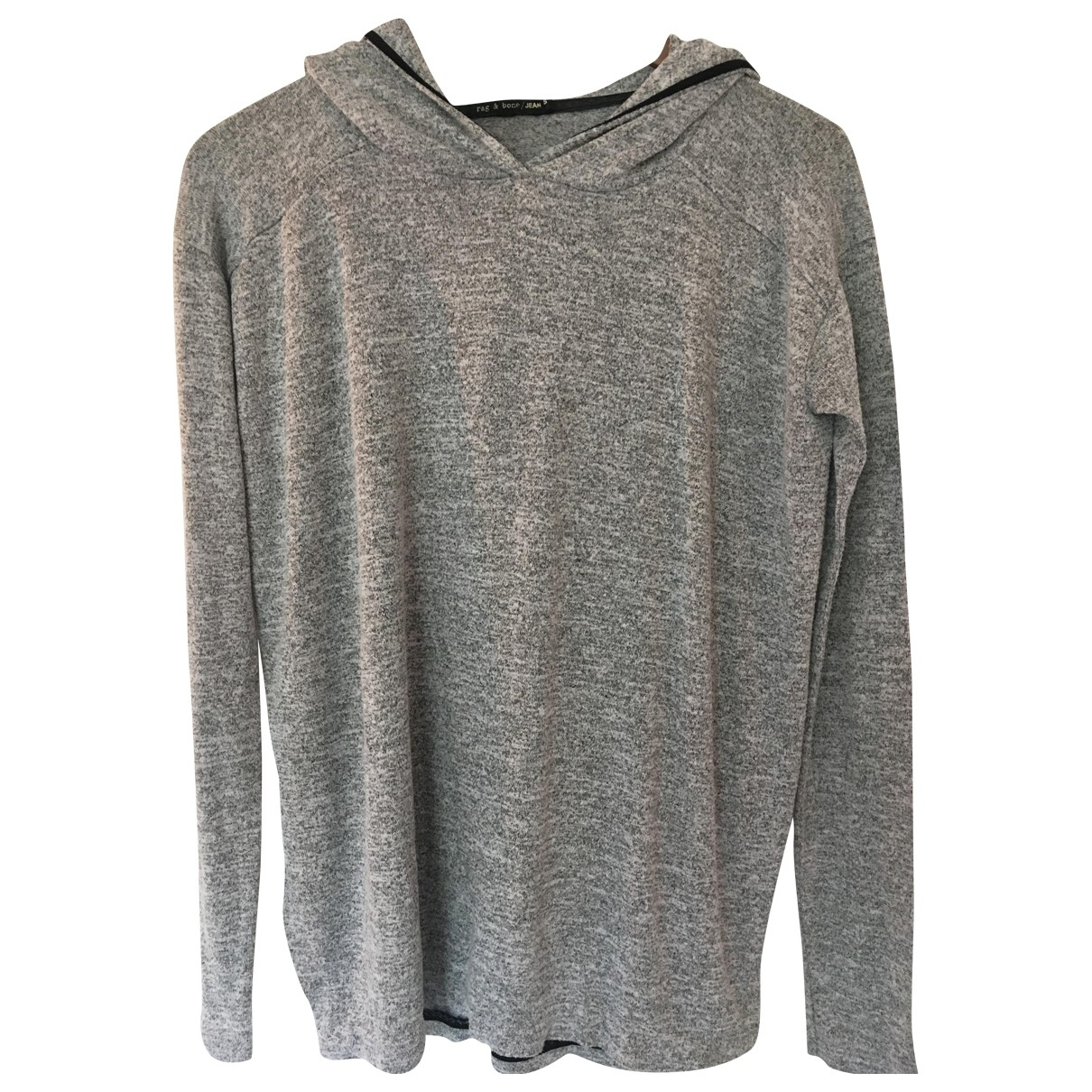Rag & Bone \N Top in  Grau Polyester