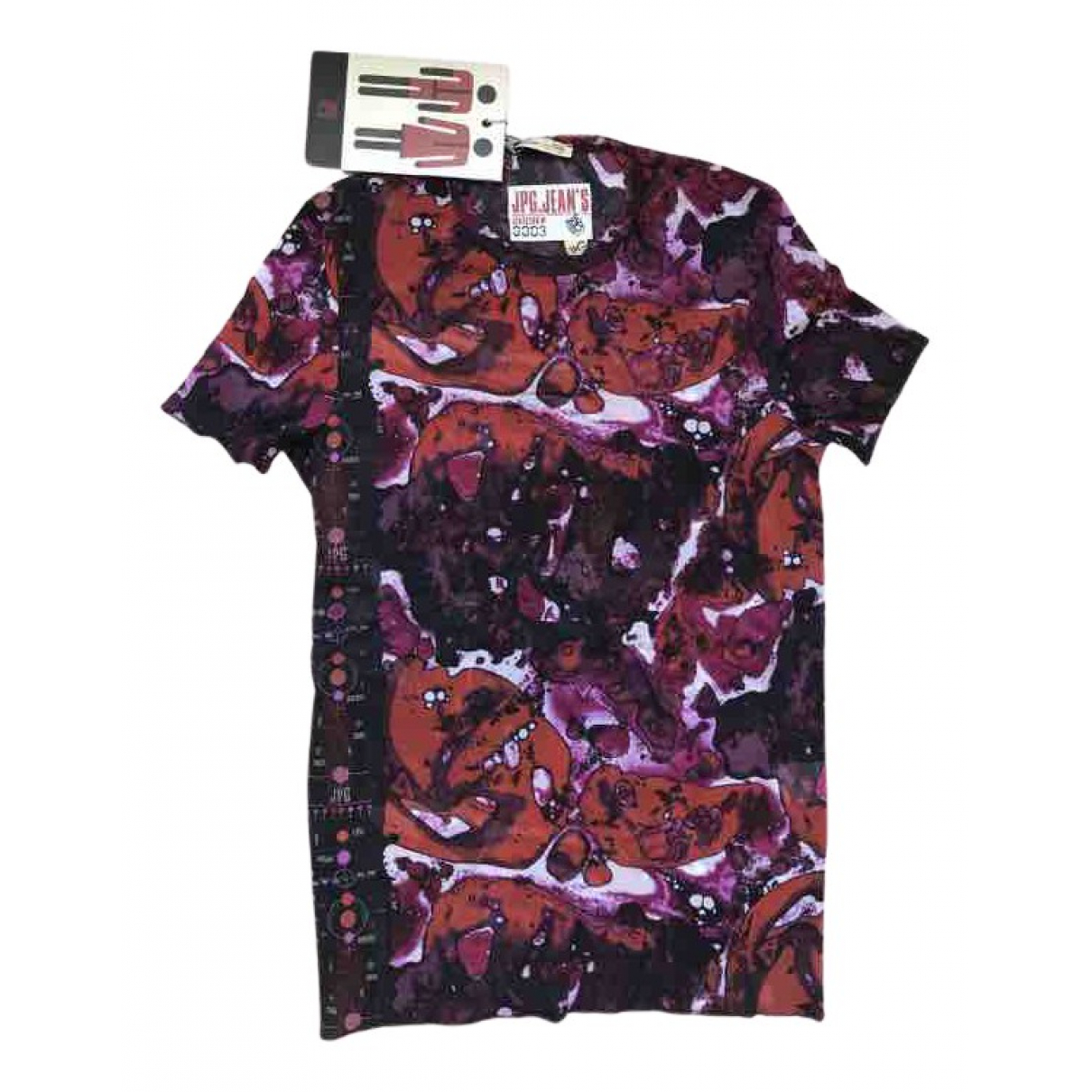 Jean Paul Gaultier - Tee shirts   pour homme - rose