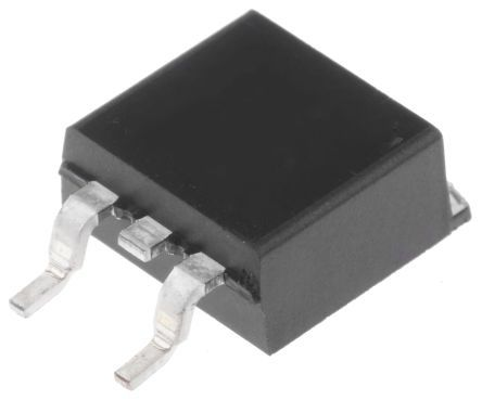 ON Semiconductor ON Semi 200V 20 (Per Diode) A, 40 (Per Device) A, Dual Diode, 3-Pin D2PAK NTSB40200CTG (50)