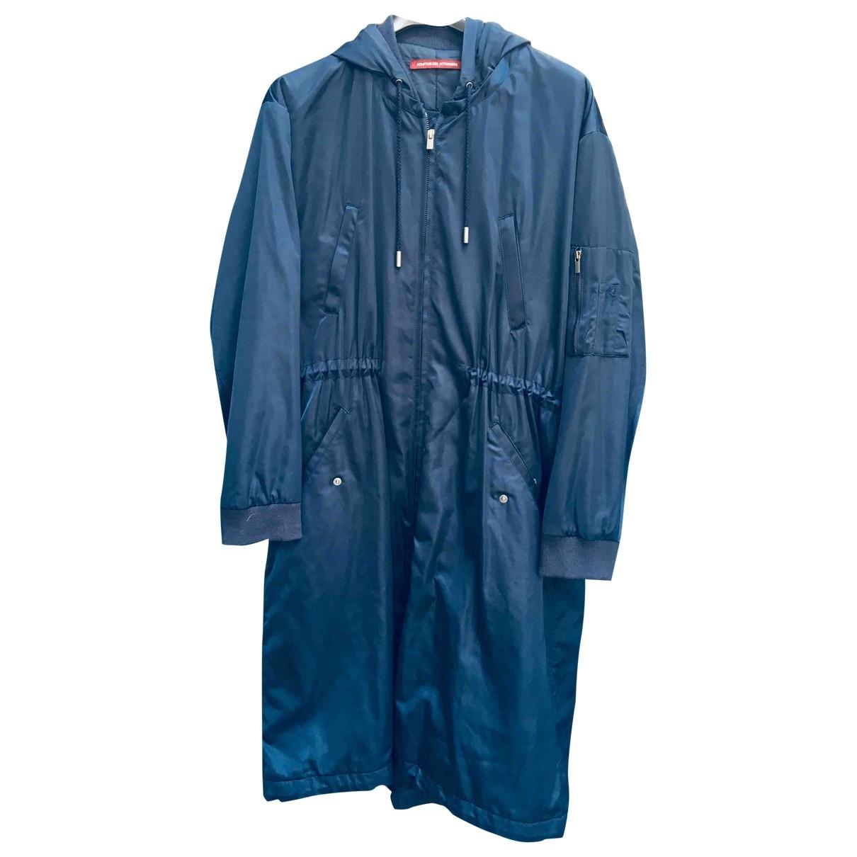 Comptoir Des Cotonniers \N Navy coat for Women 3 0-5