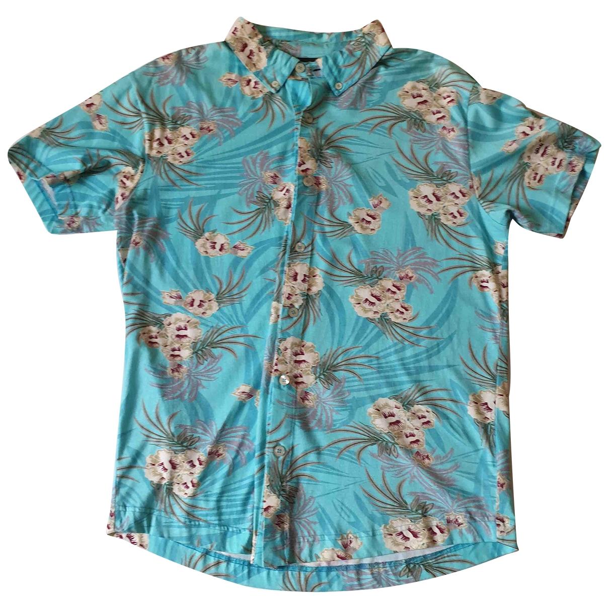 Bogner - Chemises   pour homme en coton - multicolore