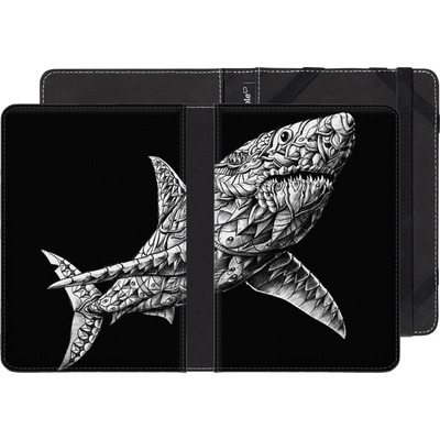 Amazon Kindle Touch eBook Reader Huelle - Great White von BIOWORKZ