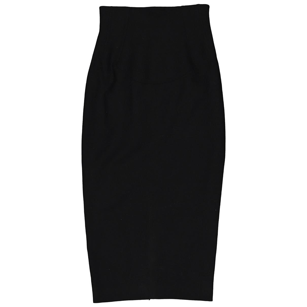 Alaïa \N Black skirt for Women 38 FR