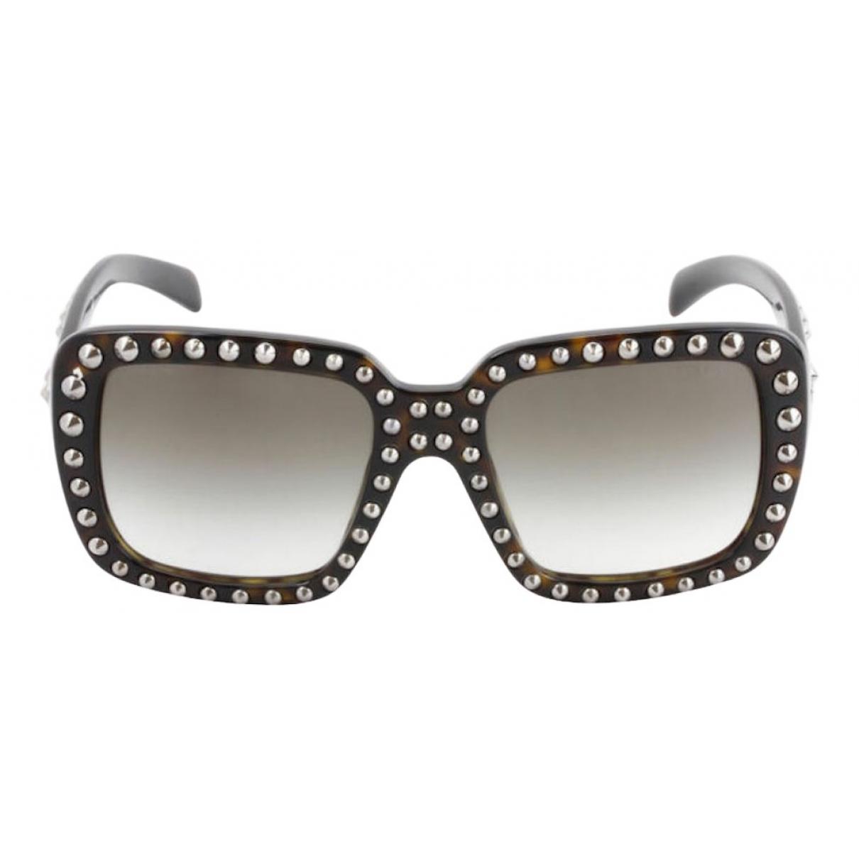 Gafas oversize Prada