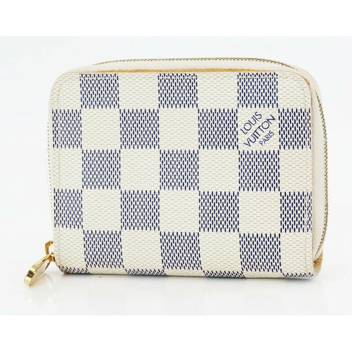 Louis Vuitton \N Leather Purses, wallet & cases for Women \N