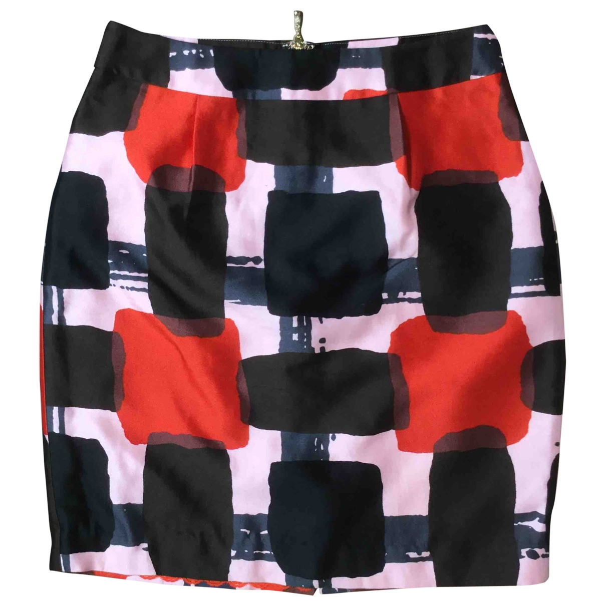 Kate Spade \N Multicolour Silk skirt for Women 0 0-5