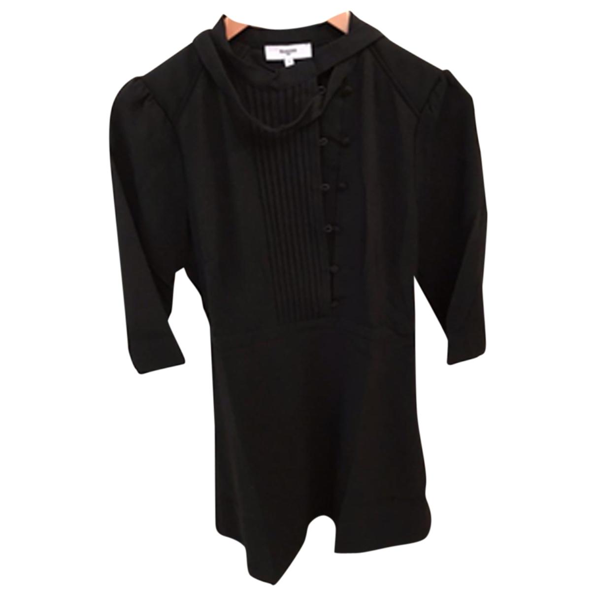 Suncoo \N Black Cotton dress for Women S International