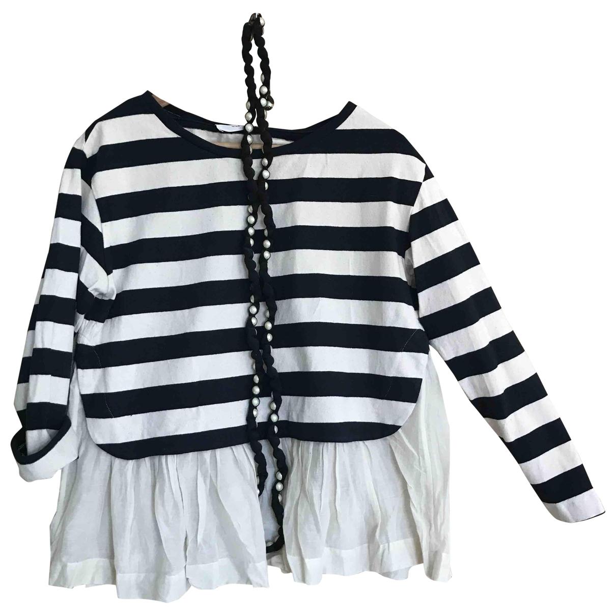 Jucca \N White Cotton Knitwear for Women M International