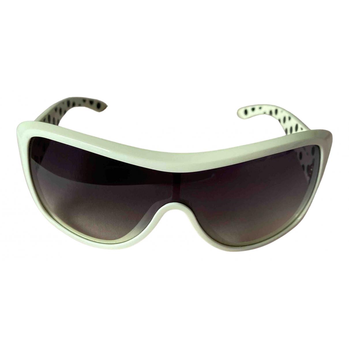 Miu Miu N White Sunglasses for Women N