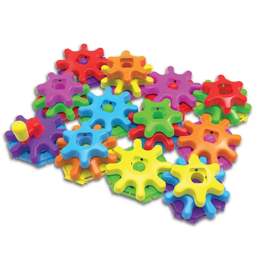 Techno Kids Stack & Spin Gears Super Set By The Learning Journey | Michaels®