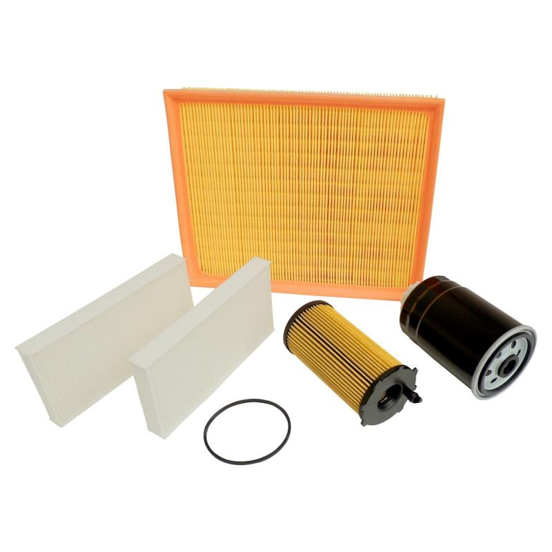 Crown Automotive MFK10 Jeep Replacement Filters Jeep Liberty 2008-2012