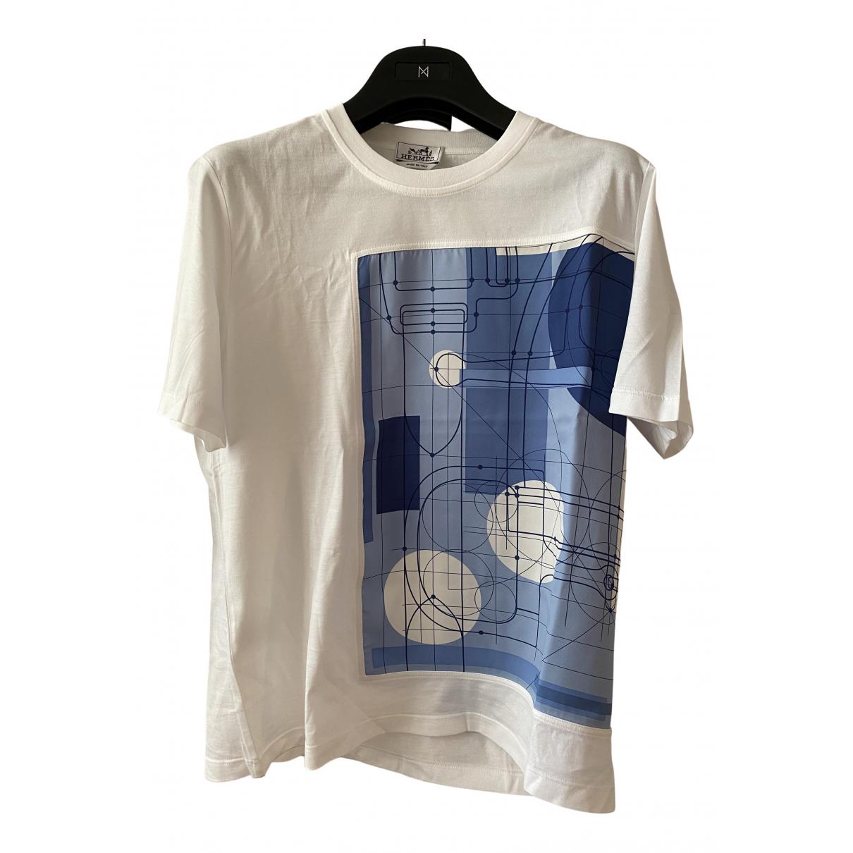 Hermès N Multicolour Cotton T-shirts for Men L International