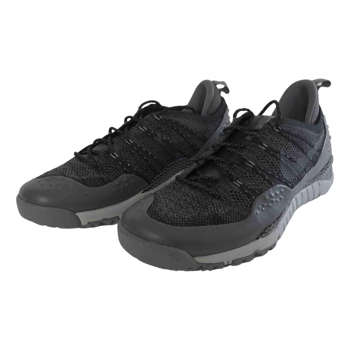 Nike Acg - Baskets   pour homme en toile - anthracite