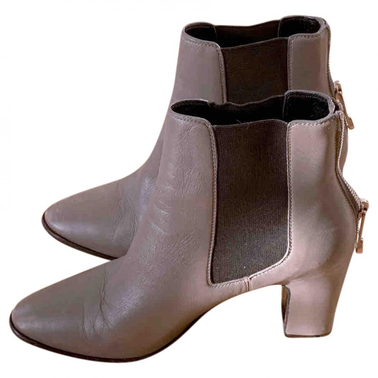 Botas de Cuero Balenciaga