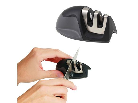 Dual Edge Grip Ultra Sharp Knife Sharpener
