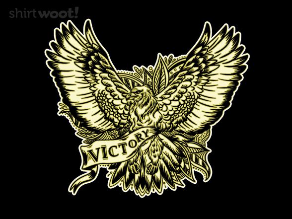 Victory Eagle T Shirt