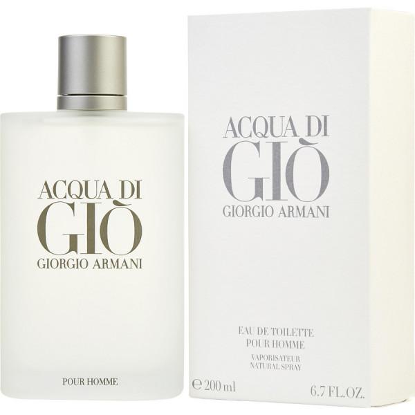 Giorgio Armani - Acqua Di Gio : Eau de Toilette Spray 6.8 Oz / 200 ml